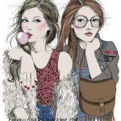 Rose & Belle