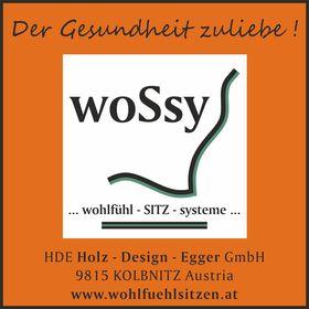 HDE Holz - Design - Egger GmbH