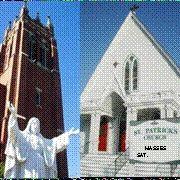sacred heart church bayside