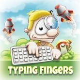 Typing Fingers