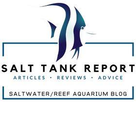 Salt Tank Report