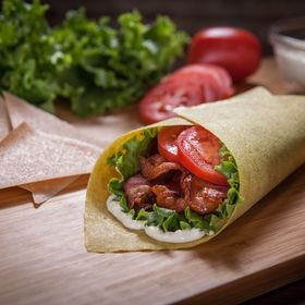 The Pure Wraps from Improv'eat