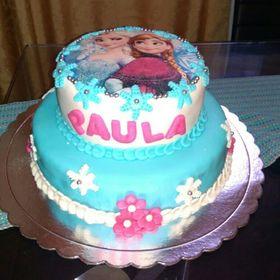 Frozen Elsa Princesa Trenza de cara y logotipo Trenzado Cumpleaños Taza Cake Toppers Comestibles