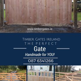 Timber Gates Ireland