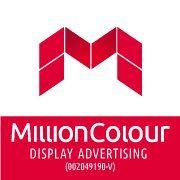 Millioncolour Display Adversting