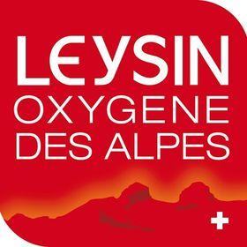 Tourist Office - Leysin - Aigle - Col des Mosses. Switzerland.