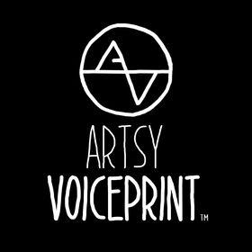 Artsy Voiceprint | Custom Soundwave Art
