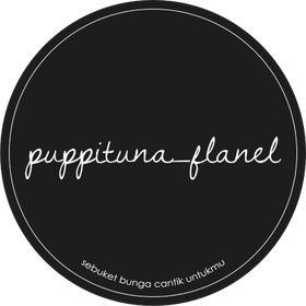 Puppituna Flanel