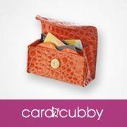 CardCubby, alphabetized wallet