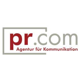 pr.com PR- und Medienberatungs GmbH.