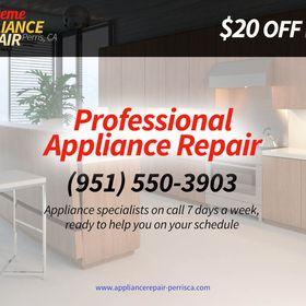 Supreme Appliance Repair of Perris