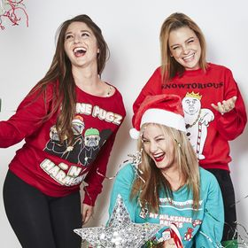 Snowtorious® | Original Ugly Funny Christmas Sweaters