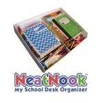 NeatNook School Desk Organizer