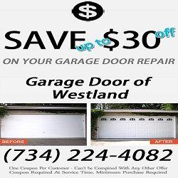 Garage Door OF Westland