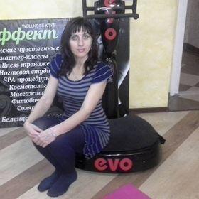 Мария Скоморощенко