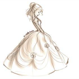 drawing girl<3