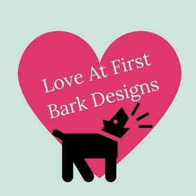 Love At First Bark Designs | Handcrafted Gifts for Pet Lovers