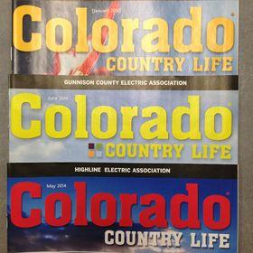 Colorado Country Life magazine