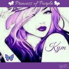 Purple Is.... ME !!!