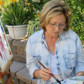 Linda Katmarian Watercolor Artist