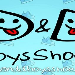 D&D Boys-Shoes