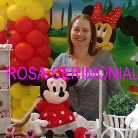 Rosa Cerimonial