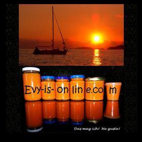 Evy is online