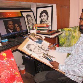 N Sinha Art Studio