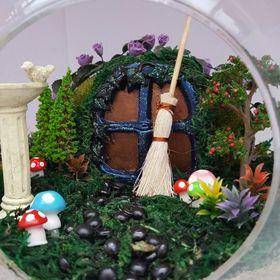 Terrific Terrariums and Fairy Gardens