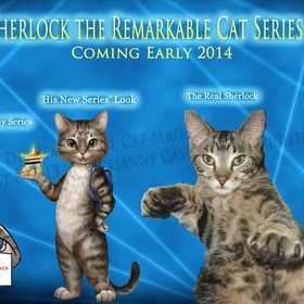 Sherlock the Remarkable Cat Series