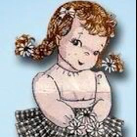 Old Doll Patterns