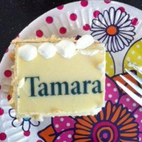 Tamara Van der eijk