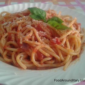 Food Around Italy