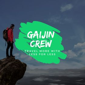 Gaijin Crew | Minimalist Travel Essentials, Budget Travel Tips and Backpacking Travel