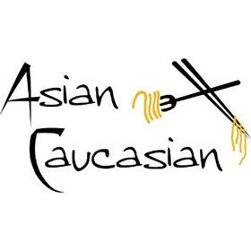 Asian Caucasian Food Blog
