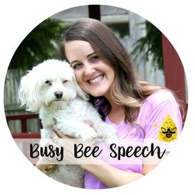 Busy Bee Speech | Speech Therapy Activities & Materials