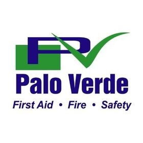 Palo Verde First Aid, Fire and Safety
