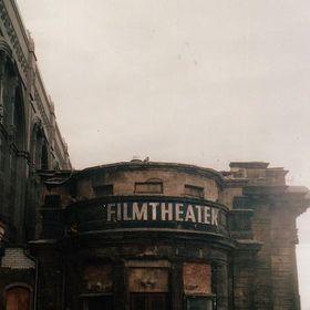 In The Old Cinema