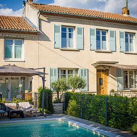 100 Ideeen Over Maison D Hotes Maison Mon Ventoux Bedoin Mont Ventoux Provence Wandelaar