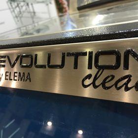 EVOLUTION Clean by Elema