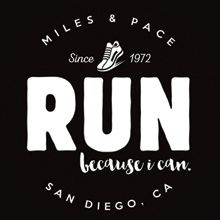 Miles and Pace Run Apparel