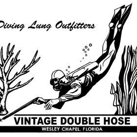 Vintage Double Hose
