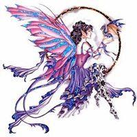 La Principessa Bacchetta Magica Fata Bianco Farfalla Costume Angelo Damigella Hen Night
