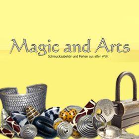 Magic and Arts Lederband 2mm gr/ün gewischt