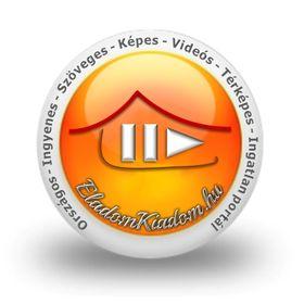 EladomKiadom Térképes Videós Ingatlan portál