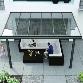 solarterrassen carportwerk gmbh easycarport auf pinterest. Black Bedroom Furniture Sets. Home Design Ideas
