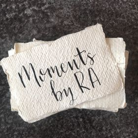 Moments By RA