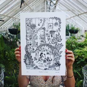 Jessica Jane Illustration