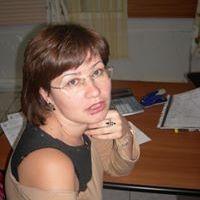 Лариса Коршунова