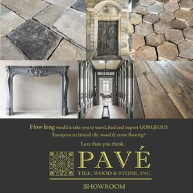 Historic Decorative Materials, a Division of Pavé, Tile, Wood & Stone, Inc.